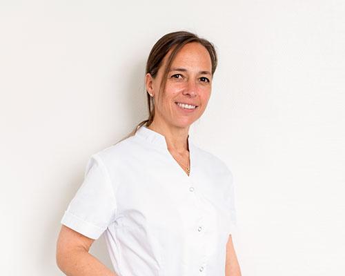 Pascale Vergotte - Tandarts bij Tandartspraktijk Tine Sagaert in Zwevegem Kortrijk